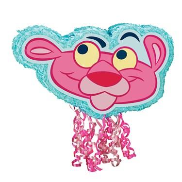 Baby Pink Panther Pull-String Pinata