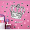 Elegant Princess Damask Giant Wall Decals