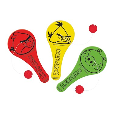Angry Birds Paddle Balls