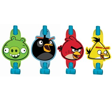 Angry Birds Blowouts