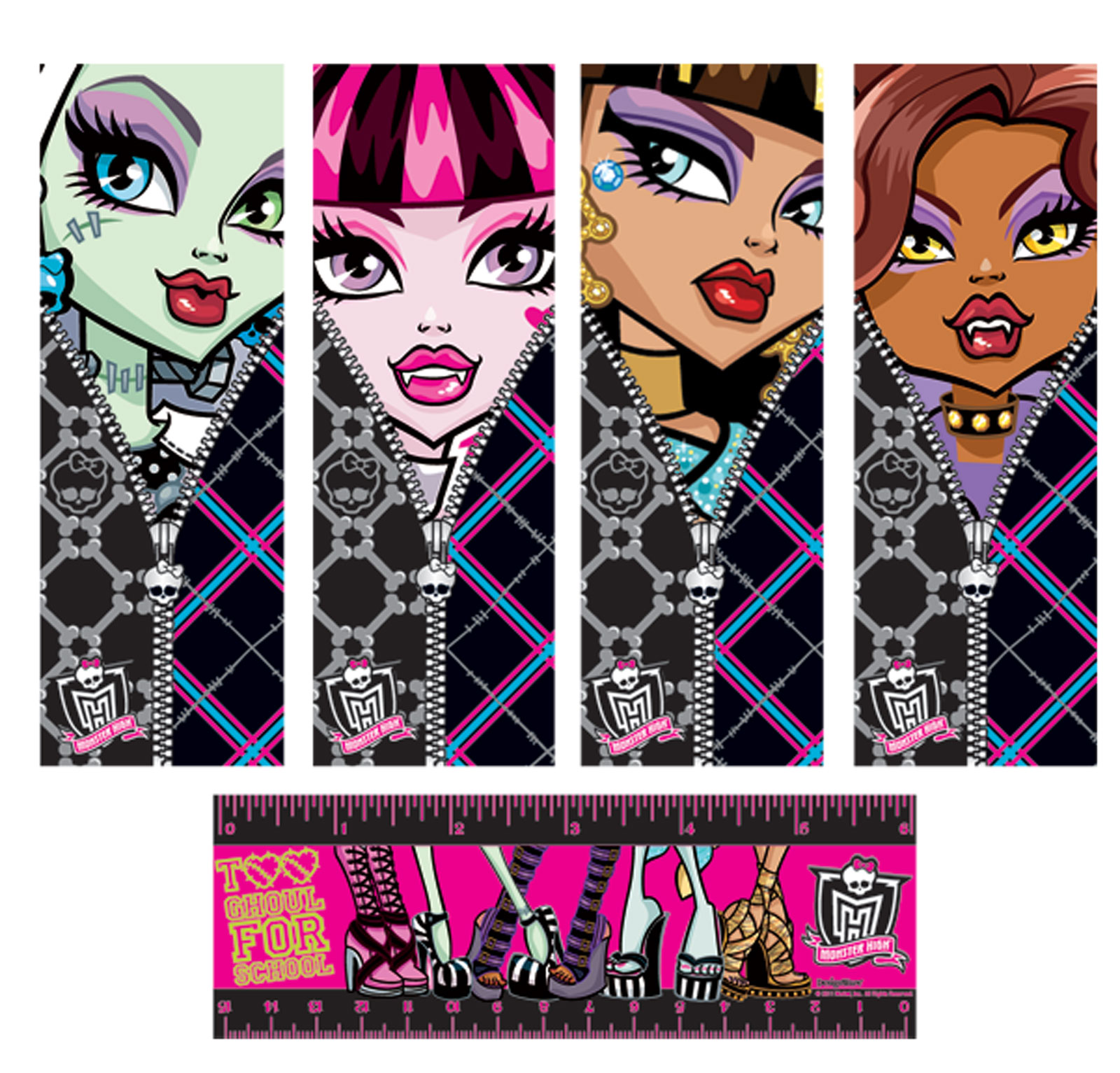 Monster High Birthday Party Invitations is great invitation ideas