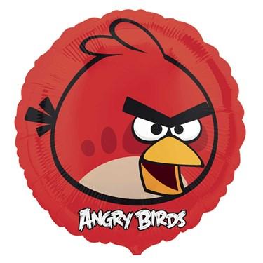 Angry Birds Red Bird Foil Balloon