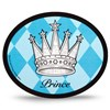 Elegant Prince Damask Stickers