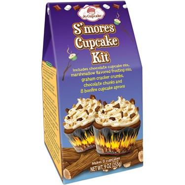 S'Mores Cupcake Kit