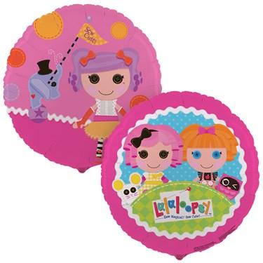 Lalaloopsy Foil Balloon