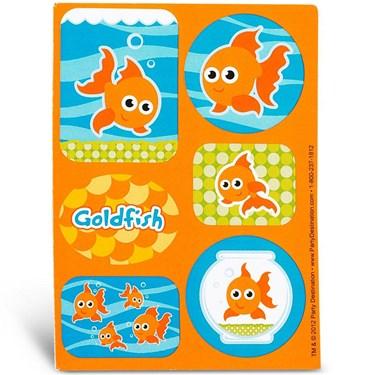Goldfish Stickers