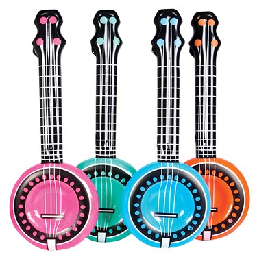 Inflatable Banjo