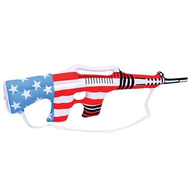 Inflatable USA Rifle
