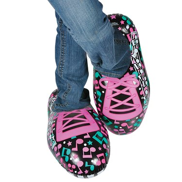 Inflatable Sneakers