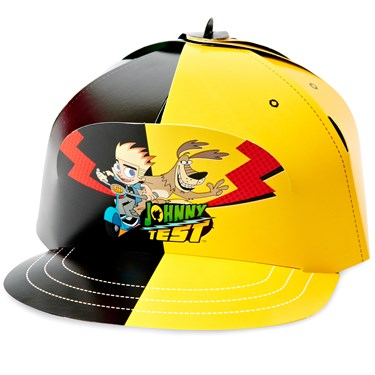 Johnny Test Trucker Hat