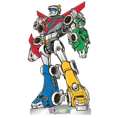 Voltron Force Standup