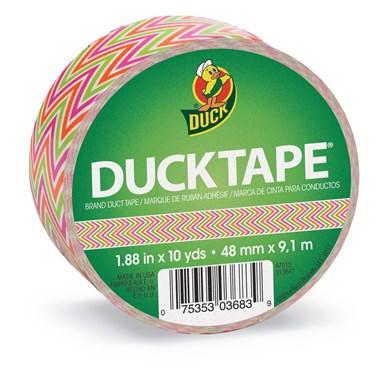 Zig Zag Duck Tape