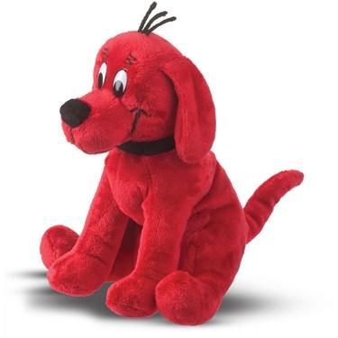 Plush Sitting Clifford The Big Red Dog