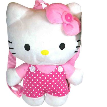 Hello Kitty Plush Backpack Assorted