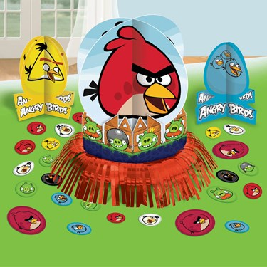Angry Birds Table Decorating Kit
