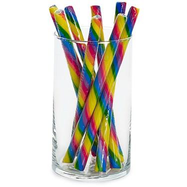 Rainbow Cherry Lollisticks