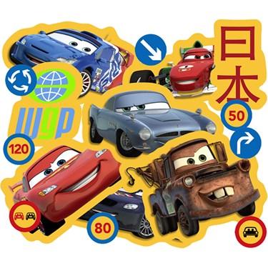 Disney Cars 2 Confetti
