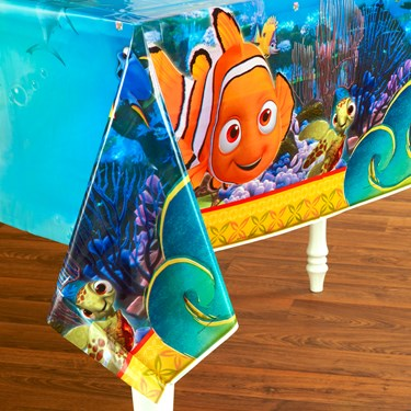 Disney Nemo's Coral Reef Plastic Tablecover