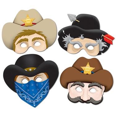 Western Masks (4)