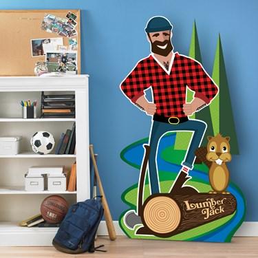LumberJack Standup