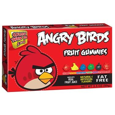 Angry Birds Red Bird Gummies