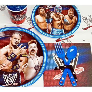 WWE Party Packs