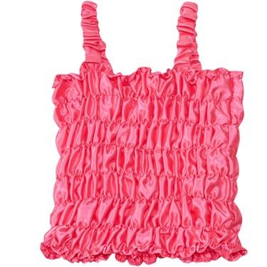 Hot Pink Dress Up Tank Top