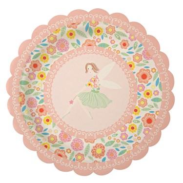 Fairy Magic Dessert Plates