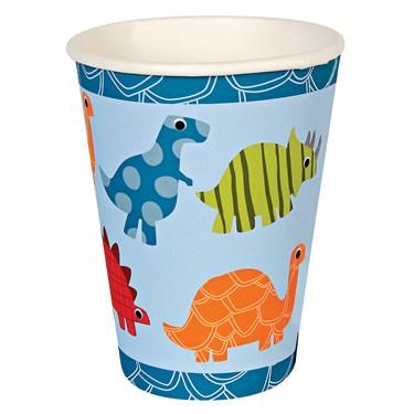 Dinosaur Roarrrrrr 9 oz. Paper Cups