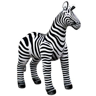"""Inflatable Zebra (29"""")"""