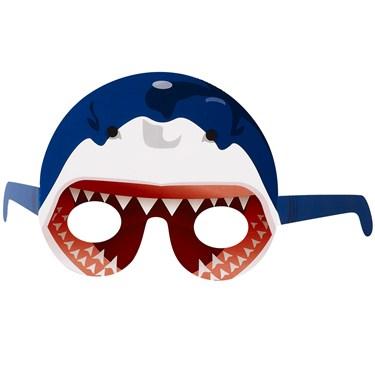 Shark Head Paper Masks
