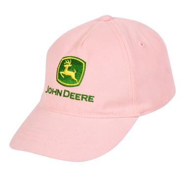 John Deere Pink Baseball Cap