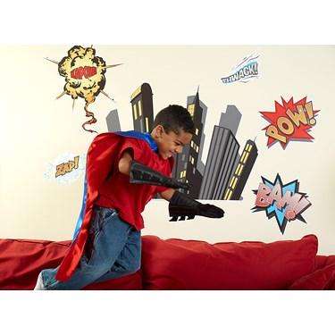 Superhero Comics Party Packs