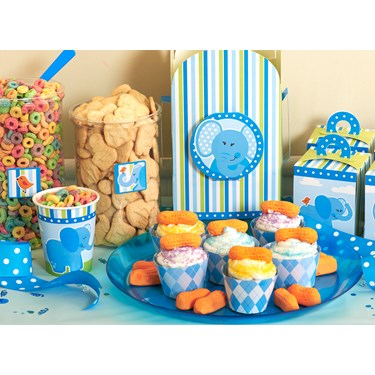 Blue Elephants Party Packs