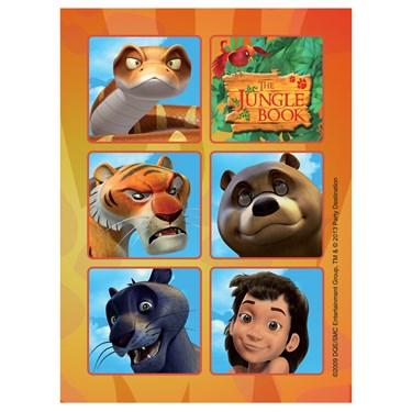 The Jungle Book Sticker Sheets