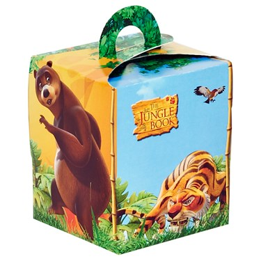 The Jungle Book Cupcake Boxes