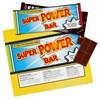 Superhero Comics Large Candy Bar Wrappers
