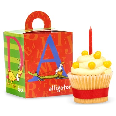 Dr. Seuss ABC - Cupcake Boxes