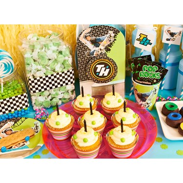 Tony Hawk Skatepark Series Party Packs