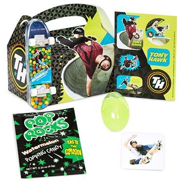 Tony Hawk Skatepark Series Filled Party Favor Box