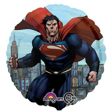 Superman: Man of Steel Foil Balloon