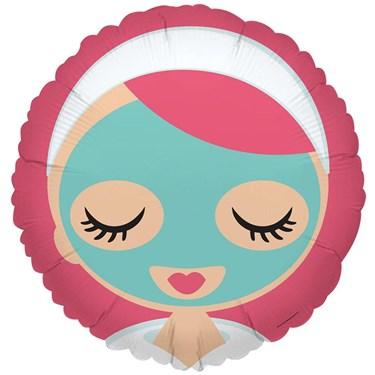 Little Spa Party Foil Balloon