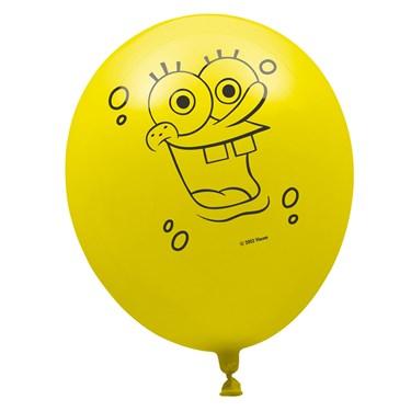 "SpongeBob 12"" Latex Balloons"