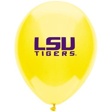 Louisiana State Tigers (LSU) Latex Balloons