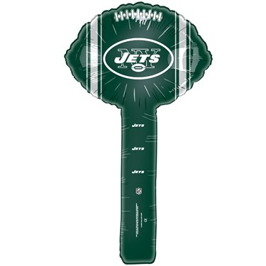 New York Jets Foil Hammer Balloons
