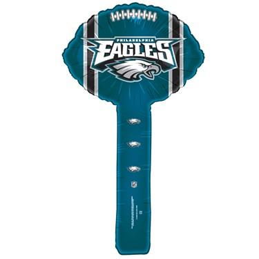 Philadelphia Eagles Foil Hammer Balloons
