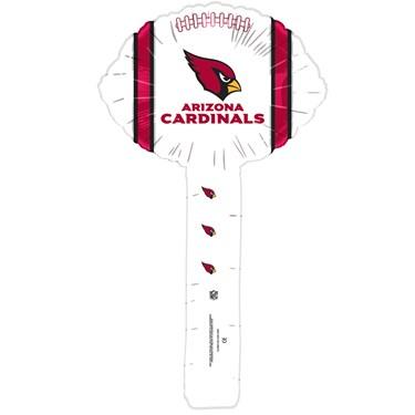 Arizona Cardinals Foil Hammer Balloons
