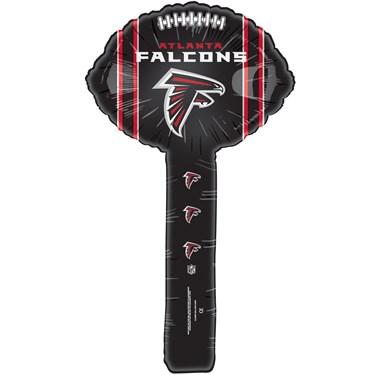 Atlanta Falcons Foil Hammer Balloons