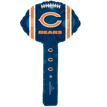 Chicago Bears Foil Hammer Balloons
