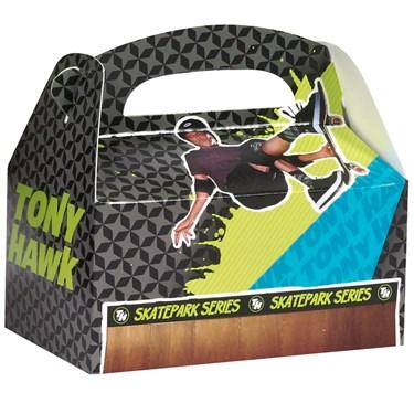 Tony Hawk Skatepark Series Empty Favor Boxes